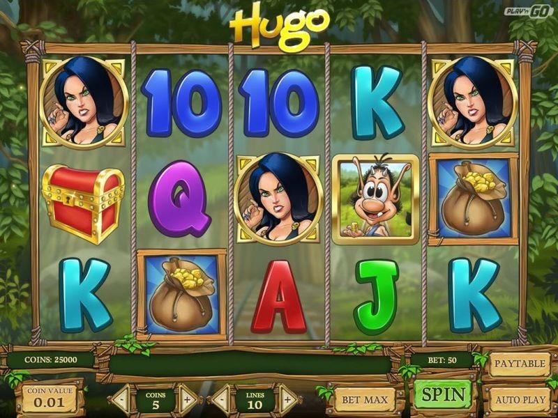 Hugo Online Spielen: Eine wunderbare Slot-Erfahrung